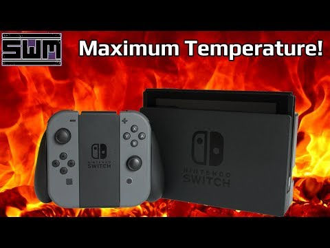 Lets Overheat The Nintendo Switch!
