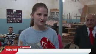 Во Владикавказе стартовал турнир по шашкам имени Сергея Томаева