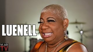 Luenell on Thinking She Was Going to Die with DMX Driving 90 MPH to Studio (Part 10)