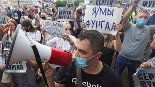 ⭕️ 76 дней - мировой рекорд непрерывного протеста | Хабаровск