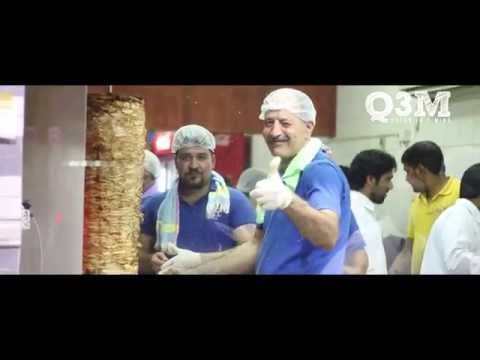 Q3M - Revealed: Doha's Best Shawarma #1 Qatar in 3 Minutes- قطر في ثلاث دقائق