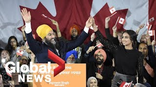 Canada Election: 'Singh Surge' fails to pay off as NDP loses 15 seats