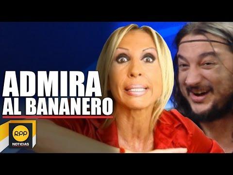 Laura Bozzo sorprende al Bananero con llamada telefónica
