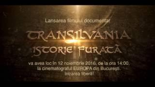 Promo film documentar: TRANSILVANIA, ISTORIE FURATĂ