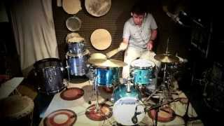Pablo La Porta plays Sonor Martini