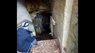 Exploring an Abandoned WW2 Bunker