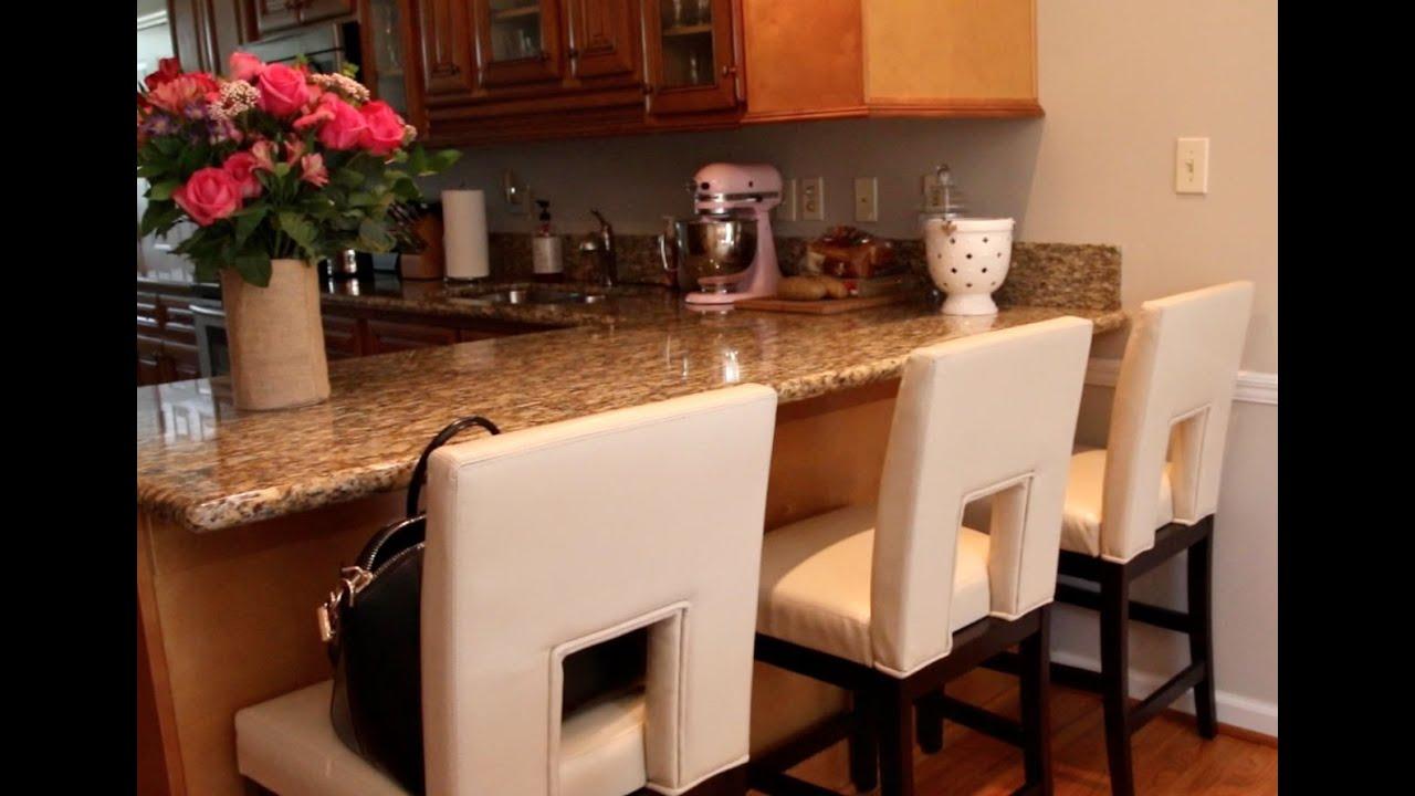 Dining area kitchen tour housetohome ep 3 youtube for Virtual tour kitchen designs