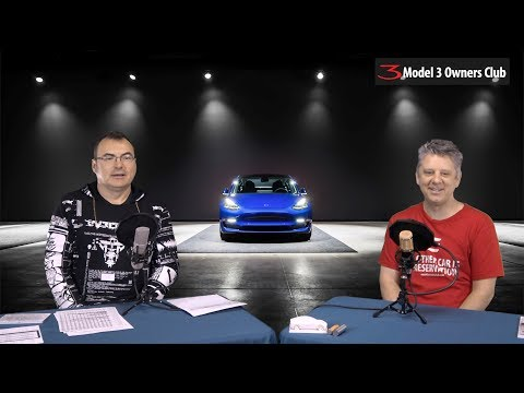 Model 3 Owners Club Show Episode 27 | Model 3 Owners Club