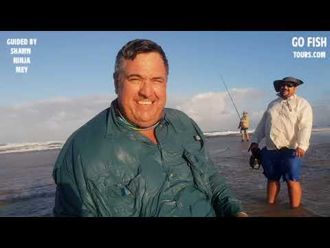 Go Fish Tours - Mozambique 2019