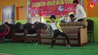 Yo Yo Durgesh Thapa ho || Supop Dance by Child || Stage Dance