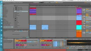 Ableton Master Template 2.0 - Synth & Stutter Synth Walkthrough