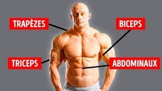 Seulement 3 Exercices Pour Cibler Tous Les Muscles de Ton Corps