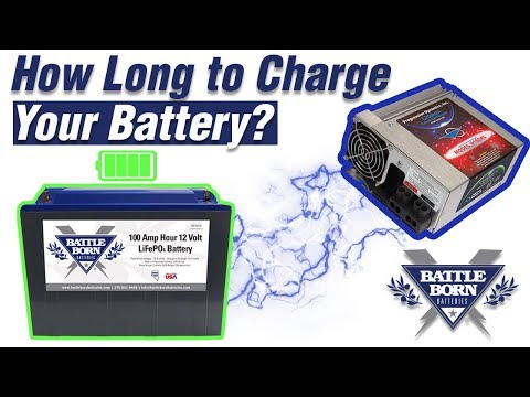 FAQ: How Long Will It Take To Charge Your Battery? | Battle Born Batteries
