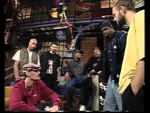 IAM on Yo! MTV Raps [1993]
