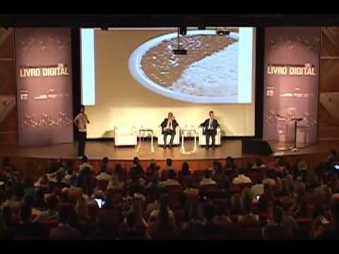 Apresentação de Eduardo Melo no 3º Congresso CBL do Livro Digital