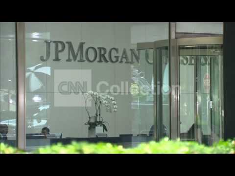JPMORGAN CHASE RECORD PROFITS FOR THIRD QUARTER