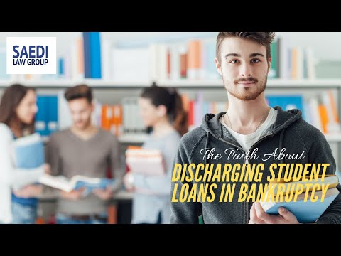 The Truth About Discharging Student Loans And Bankruptcy