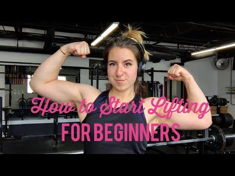 How to Start POWERLIFTING: For Beginners