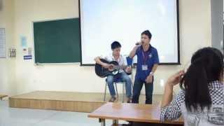 Văn Gừng 20-11 Lớp Giao Dịch FTU- Đức Lio, Guitar- Sỹ Lộc