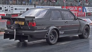 The Fastest FWD VW Jetta in the World!