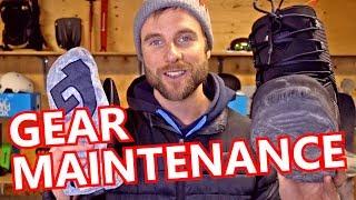 Snowboard Gear Maintenance Tips & Tricks