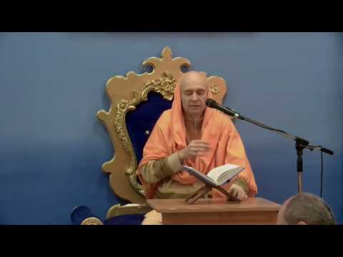 Шримад Бхагаватам 1.8.33 - Джита Кродха прабху