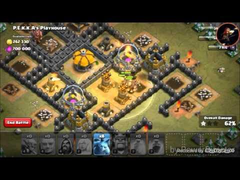 How to beat Pekka Playhouse Th7!