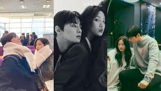 Cha Eunwoo And Moon Gayoung Real Moments True Beauty Bts MP3