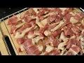 ลูกเสือสะสมเสบียงสู้โควิด 10 วิธีทำหมูแดดเดียวแบบง่ายๆ กินกับข้าวเหนียวอร่อยมาก l อร่อยพุง #เฟิร์มความอร่อยจากเม้น