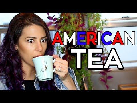 How Americans make tea - ft Ash Hardell