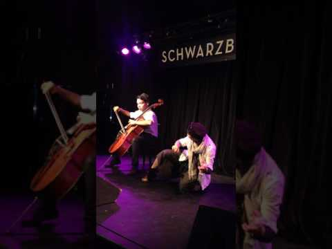 Applause performance Encore Anna Achimowicz Schwarzberg, Vienna feat Angel Turpov