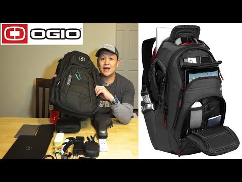 Best Travel Backpack | Ogio Renegade | Asia Trip 2018 | Unboxing | Review