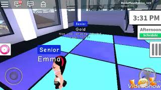 PREPARE TO SEE THE NEW UPDATE OF ROBLOX HIGH SCHOOL