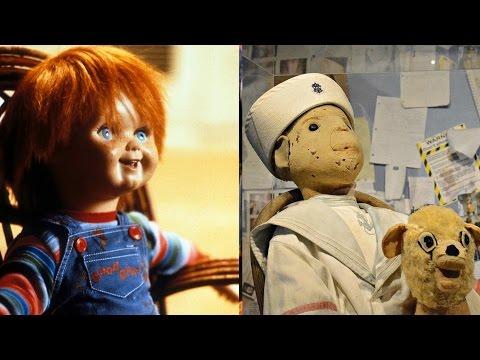 Robert, el muñeco que inspiró a Chucky: El muñeco diabólico