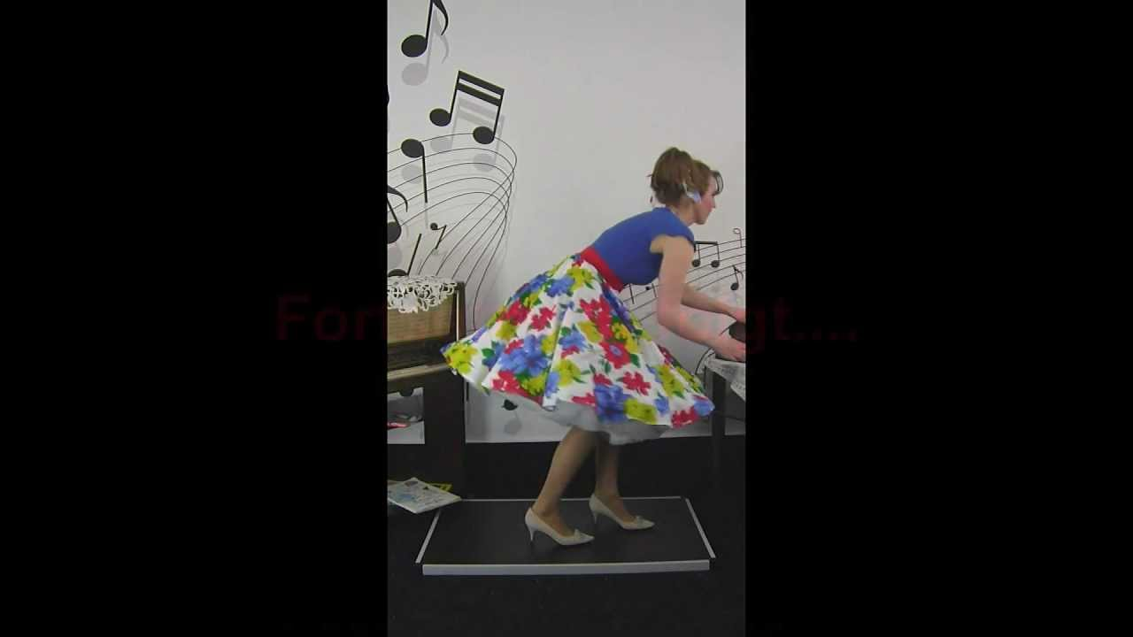 Tellerrock / Circleskirt + Top + Petticoat Folge 1