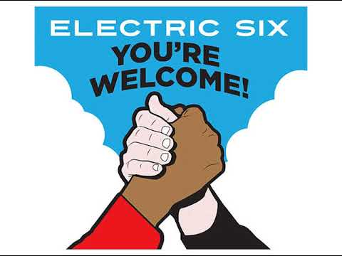 Electric Six - Kids In America