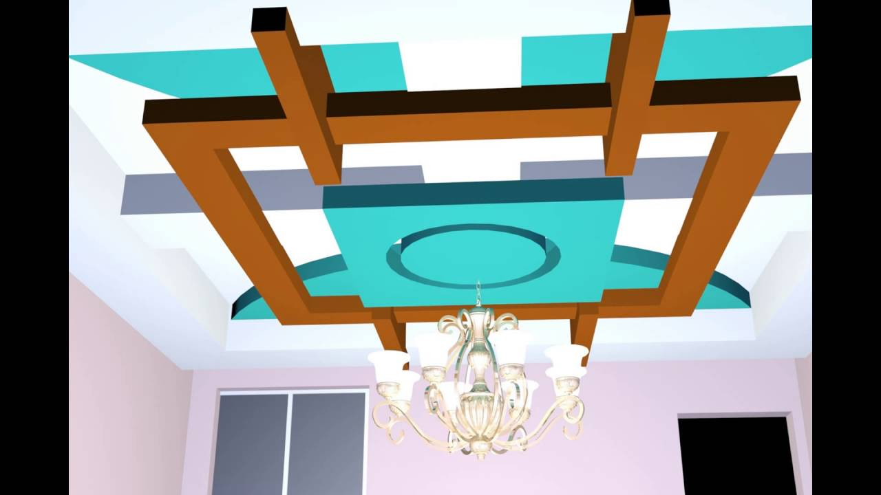 pop design for kitchen ceiling. Interior Hall Bed Room Fallceiling P O Kitchen  YouTube