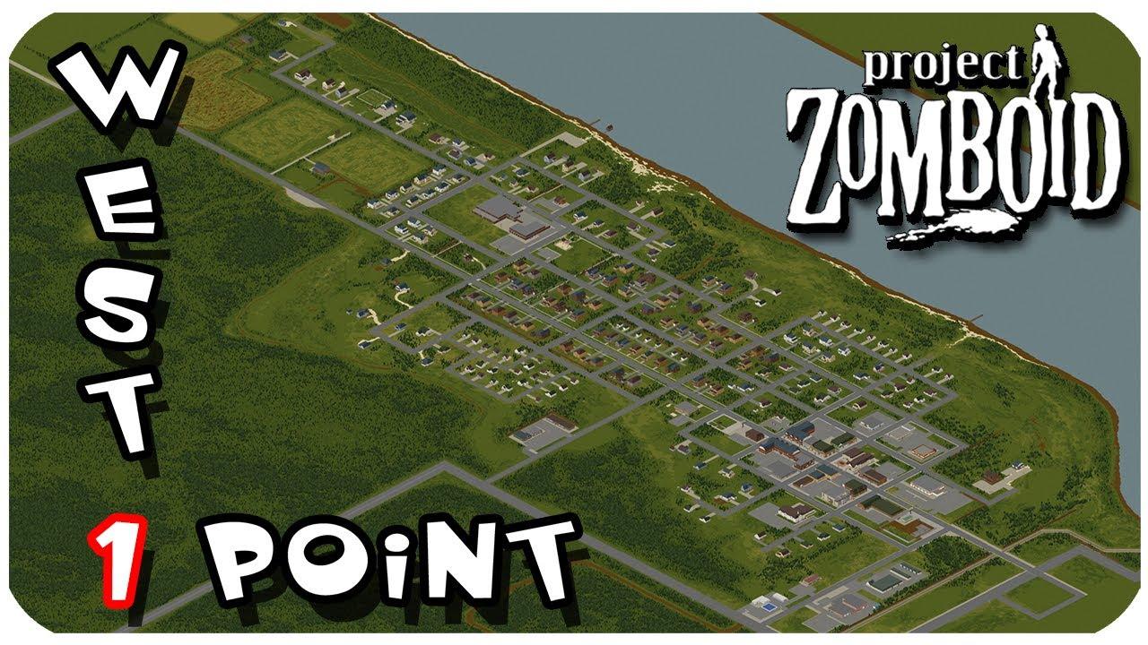 Project Zomboid [West Point] - #1 - Nueva vida en West ...