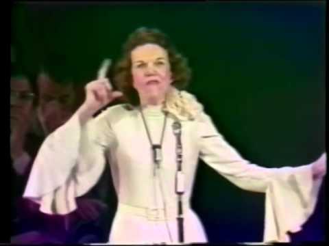 Kathryn Kuhlman 1974 Tulsa Oklahoma Parte 1