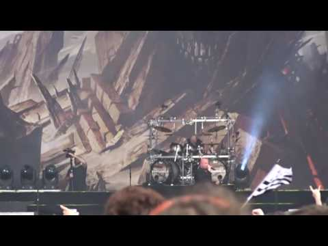 Disturbed @ Hellfest 2016 (18/06/2016)