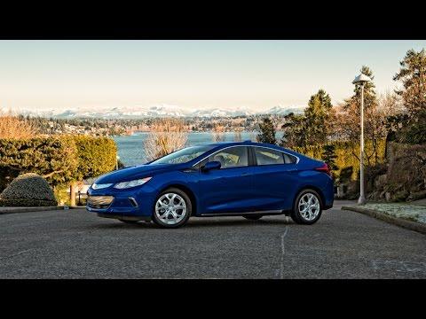 2016 Chevrolet Volt Premier Car Review