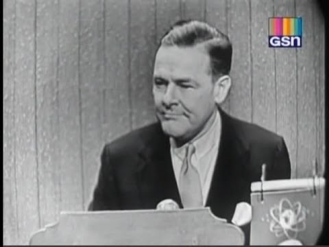 What's My Line? - Henry Cabot Lodge, Jr (Jan 22, 1956)