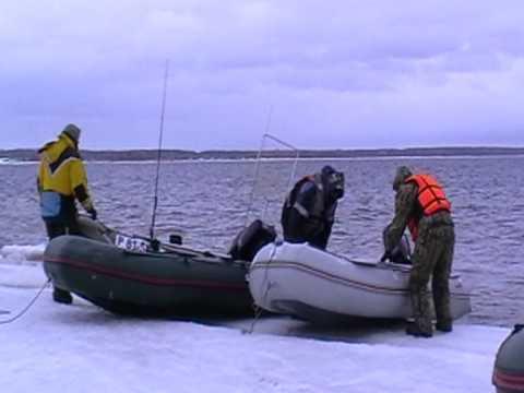 рыбалка в апреле на каме видео
