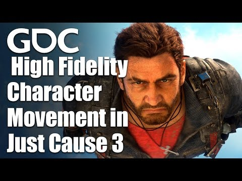 Realizing Responsive High Fidelity Character Movement in Just Cause 3