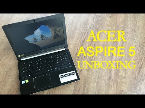 Acer Aspire 5 Unboxing: Specs, features and price