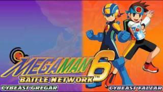 Mega Man Battle Network 6 OST - T34: Decisive Battle, Cybeasts! (Vs. Gregar / Falzar - Final Battle)