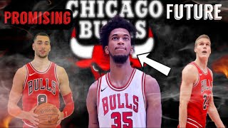 The Chicago Bulls SHOCKINGLY BRIGHT FUTURE 🔥
