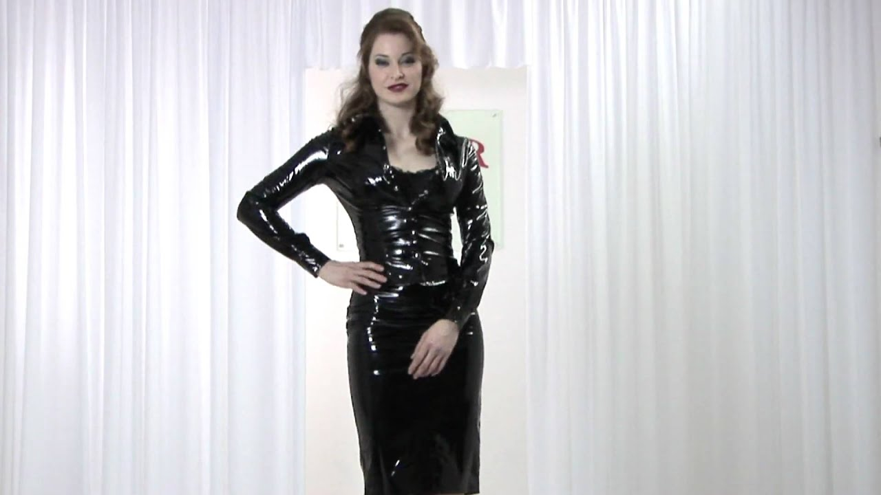 b5e030f054 Honour PVC Classic Shirt on Esme - YouTube