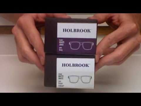 oakley holbrook fake vs original