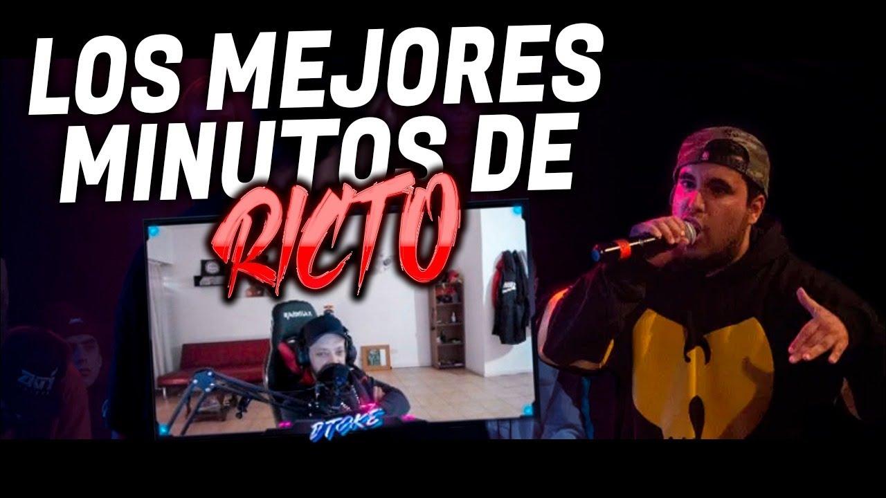 DTOKE REACCIONA A LA GENIALIDAD de RICTO en FMS CHILE 2019 🧠